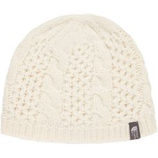 The North Face CABLE MINNA Beanie VINTAGE WHITE