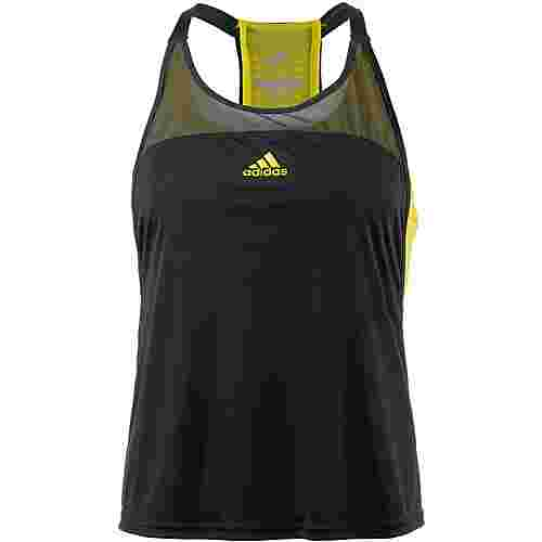 adidas US SERIES TANK Tennisshirt Damen black