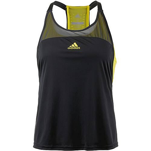 adidas US SERIES TANK Tennisshirt Damen black