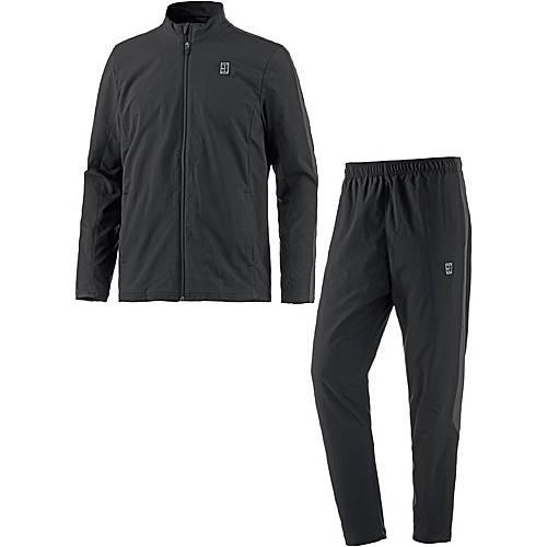 Nike Woven Warm Trainingsanzug Herren BLACK/ANTHRACITE/ANTHRACITE/WHITE