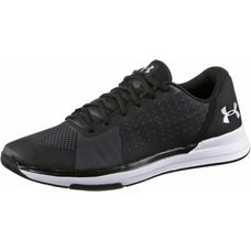 Under Armour Showstopper Fitnessschuhe Herren BLACK / WHITE / METALLIC SILVER