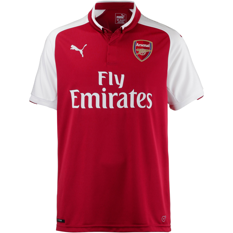 PUMA Arsenal 17/18 Heim Fußballtrikot Herren