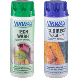 Nikwax Nikwax Tech Wash + TX Direct Waschmittel