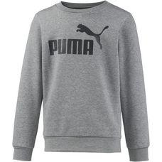 PUMA Sweatshirt Kinder medium gray heather