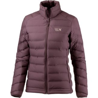 Mountain Hardwear StretchDown Kunstfaserjacke Damen purple plum