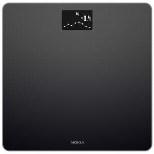 Nokia Body Körperfettwaage black