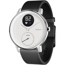 Nokia Activite Steel HR Fitness Tracker white/black