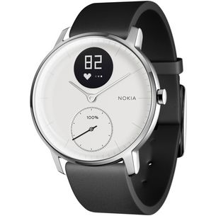 Nokia Activite Steel HR Fitness Tracker white/black