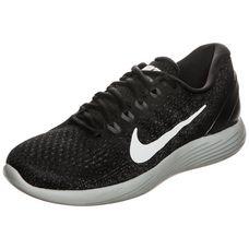 Nike Lunarglide 9 Laufschuhe Damen schwarz / weiß