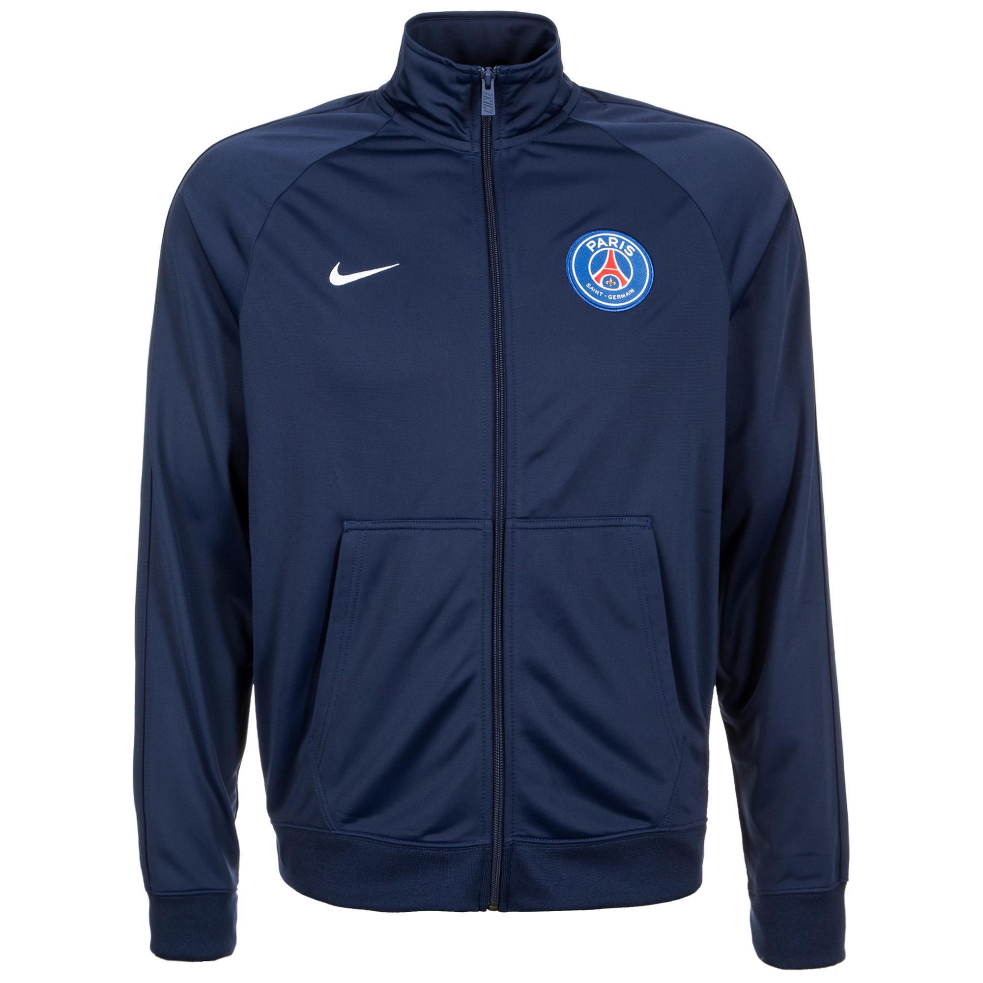 Nike Paris St. Germain Crest Trainingsjacke Herren dunkelblau im Online Shop von SportScheck kaufen