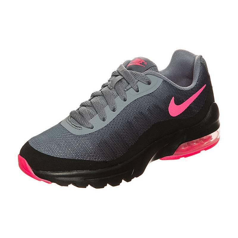 reputable site fc3e5 7e616 ... coupon code nike air max invigor sneaker kinder schwarz pink a39da 560ac