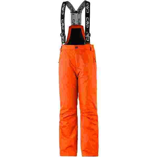 CMP SALOPETTE Skihose Kinder orange fluo