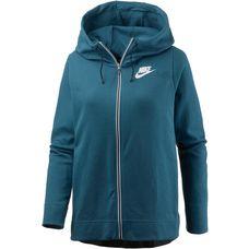Nike Advanced Sweatjacke Damen SPACE BLUE/WHITE