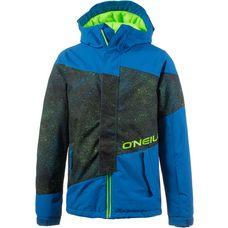 O'NEILL Snowboardjacke Kinder Green AOP