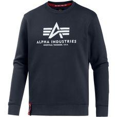 Alpha Industries Sweatshirt Herren navy