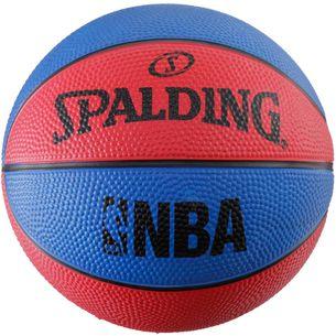 Spalding NBA Miniball blau-rot