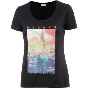 14 Ender Nights T-Shirt Damen black