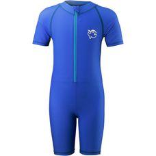 iQ Schwimmanzug Kinder blau