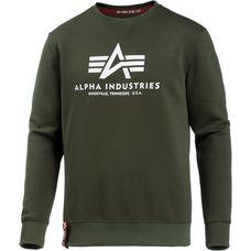 Alpha Industries Sweatshirt Herren dark green