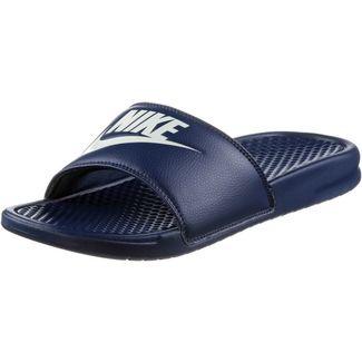 Nike Slides Benassi JDI Badelatschen Herren midnight navy