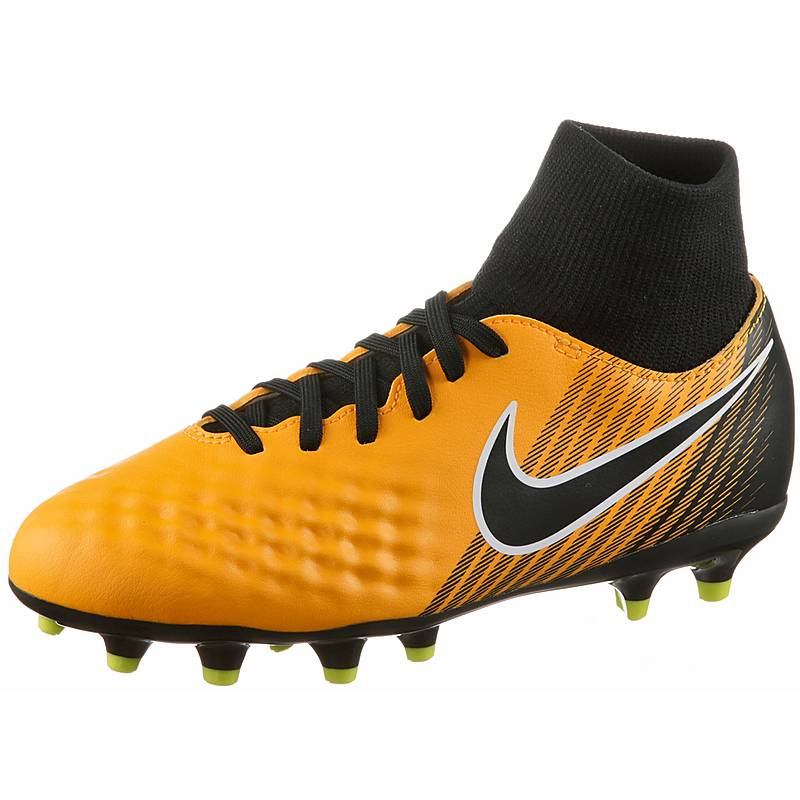 Nike JR MAGISTA ONDA II DF FG Fußballschuhe Kinder LASER ORANGE BLACK-WHITE- a636ff1a996a