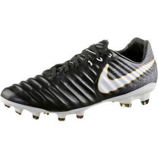 Nike TIEMPO LEGACY III FG Fußballschuhe Herren BLACK/WHITE-BLACK-MTLC VIVID GOLD