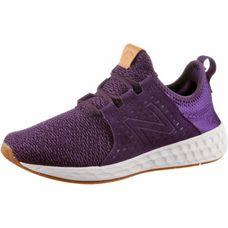 NEW BALANCE CRUZ Sneaker Damen AUBERGINE/SEA SALT/GUM RUBBER