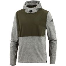 adidas Workout Over the Head Hoodie Herren night cargo