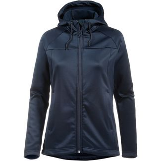 SCHECK Fleecejacke Damen navy