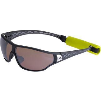 adidas Tycane Sportbrille matt black/grey