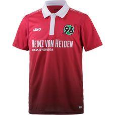 JAKO Hannover 96 17/18 Heim Fußballtrikot Kinder rot