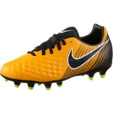 Nike JR MAGISTA ONDA II FG Fußballschuhe Kinder LASER ORANGE/BLACK-WHITE-VOLT-WHITE