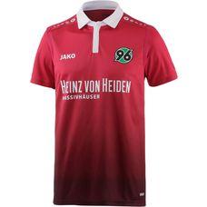 JAKO Hannover 96 17/18 Heim Fußballtrikot Herren rot