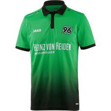 JAKO Hannover 96 17/18 Auswärts Fußballtrikot Herren grün