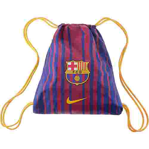 Nike FC Barcelona Turnbeutel DEEP ROYAL/UNIVERSITY GOLD/(UNIVERSITY GOLD)