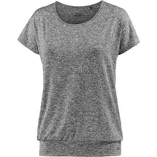 VENICE BEACH Riamee T-Shirt Damen coal B melange