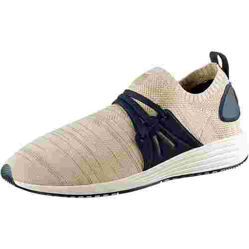PROJECT DELRAY WAVEY Sneaker Herren sand-navy knit