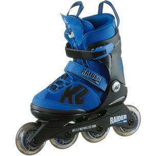 K2 Raider Pro Fitness Skates Kinder blau