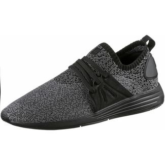 PROJECT DELRAY WAVEY Sneaker Herren black-grey knit