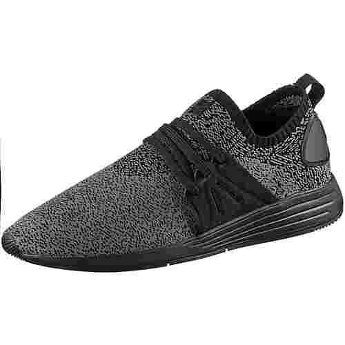 PROJECT DELRAY WAVEY Sneaker Herren black-grey knit