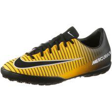 Nike JR MERCURIALX VICTORY VI TF Fußballschuhe Kinder LASER ORANGE/BLACK-WHITE-VOLT