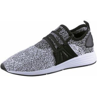 PROJECT DELRAY WAVEY Sneaker Herren black-white knit