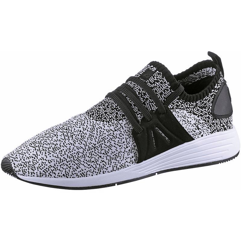 PROJECT DELRAYWAVEY  SneakerHerren  blackwhite knit