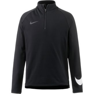 Nike Squad Funktionsshirt Kinder BLACK/WHITE/(BLACK)