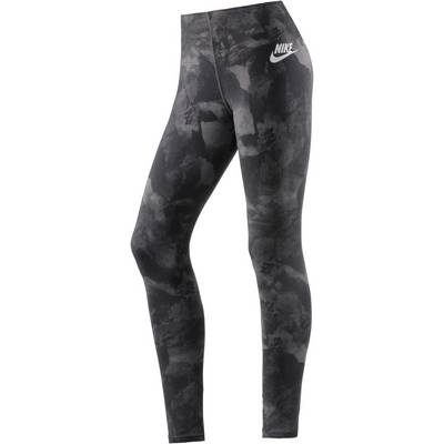 Nike Glacier Leggings Damen MIDNIGHT FOG/LIGHT BONE