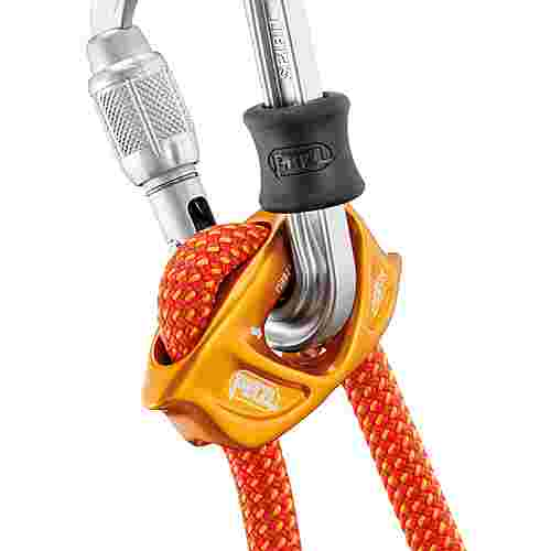 Petzl Connect Adjust Seil orange