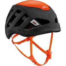 Petzl Sirocco Kletterhelm schwarz-orange