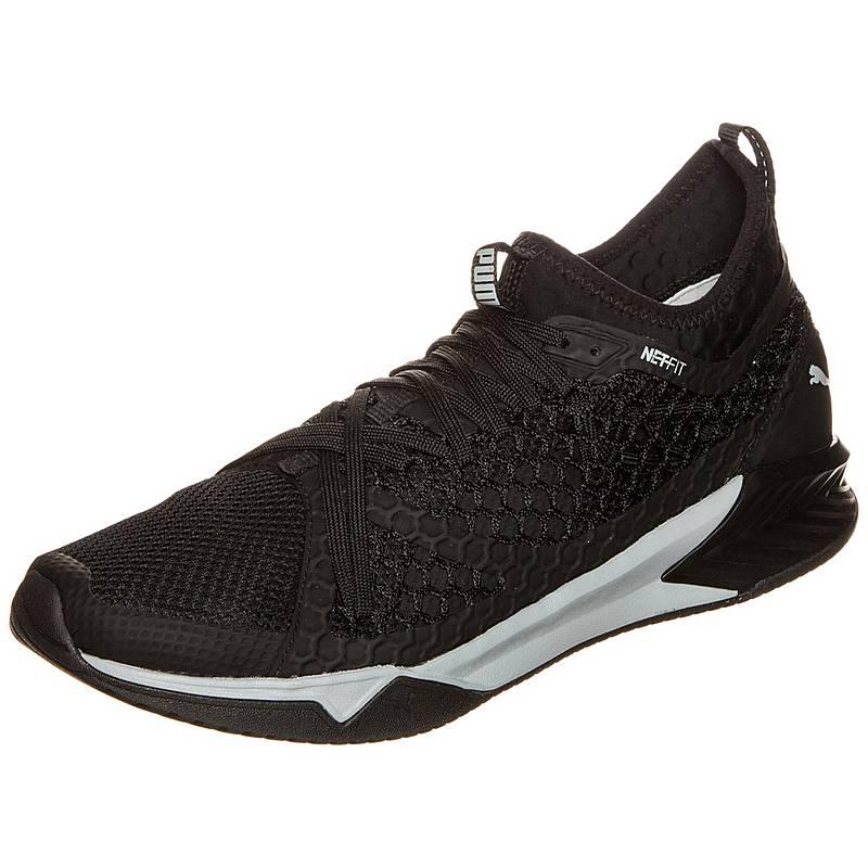 promo code e1d39 f7520 PUMAIgnite XT Netfit FitnessschuheHerren schwarz   grau