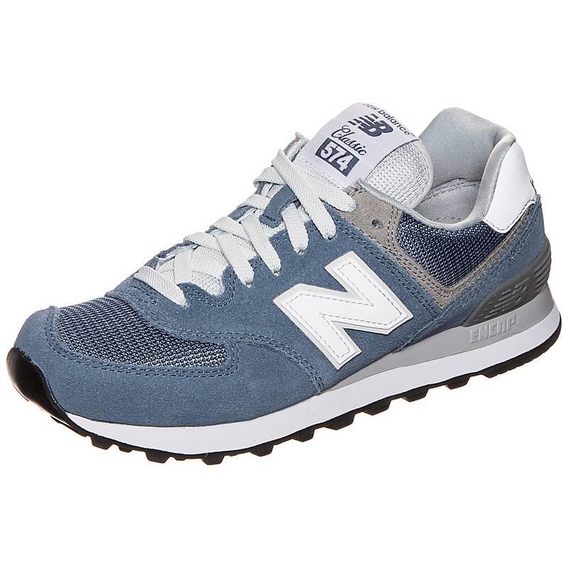 12d344dfe71958 NEW BALANCE WL574-CC-B Sneaker Damen blau   grau im Online Shop von ...