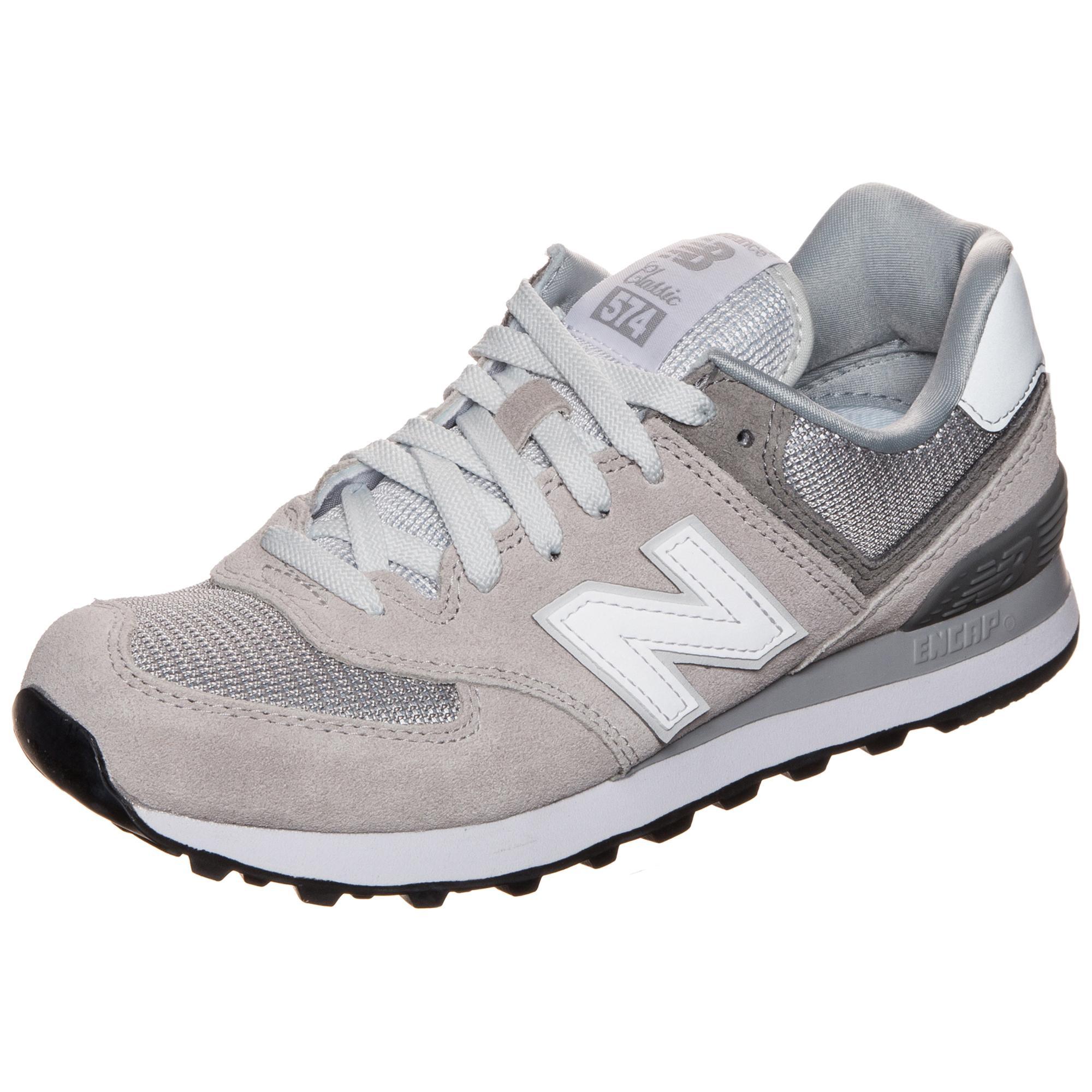 NEW BALANCE WL574-CA-B Sneaker Damen grau / weiß im Online Shop von  SportScheck kaufen